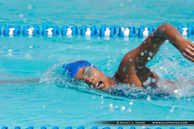2007 Natwest Island Games - Swimming