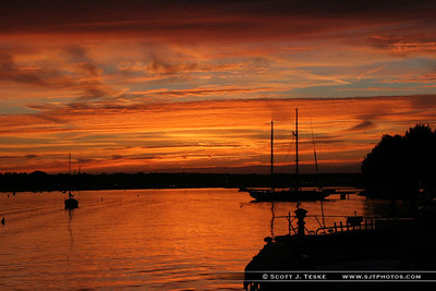 Sun Set Sails