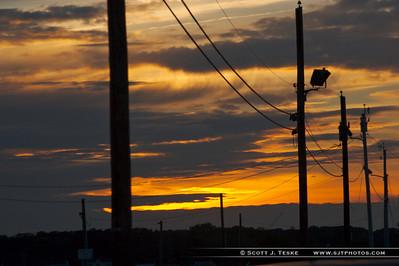 Belmar Sunset