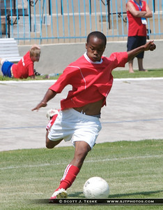 2007 Natwest Island Games - Football/Soccer