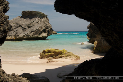 cove in bermuda