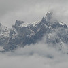 Tetons In The Clouds - Jackson, WY