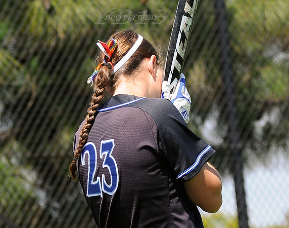 LAGUNA HILLS vs DANA HILLS Softball Playoff
