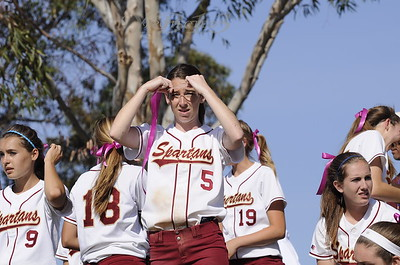 La Canada vs Beaumont-CIF FINAL-SOFTBALL-Div 5-2011