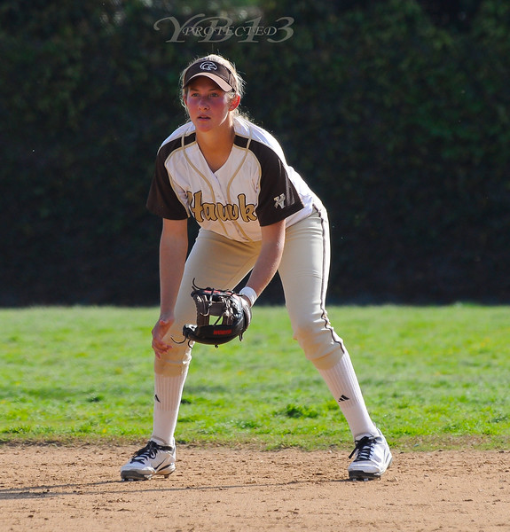 Laguna Hills vs Tesoro Softball 3-29-11