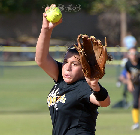 Softball Showcase 7-13-14