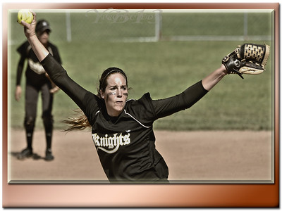 FOOTHILL KNIGHTS PITCHER