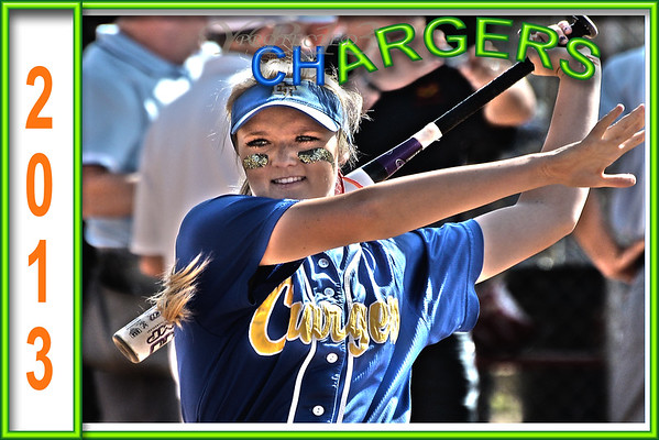 CHARGERS 2013 4X6