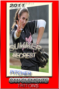 SUMMER SECREST CURRENTLY PLAYS FOR THE COLUMBIA LIONS