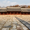Jongmyo shrine - Hall of Eternal Peace (Yeongnyeongjeon), Seoul, South Korea - Asia