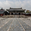 Changygeonggung palace in Seoul