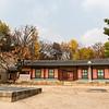Jongmyo shrine - Jeonsacheong, Seoul, South Korea - Asia