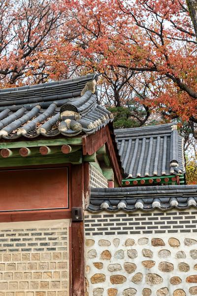 Jongmyo shrine - Hangdeacheong and Vicinity, Seoul, South Korea - Asia