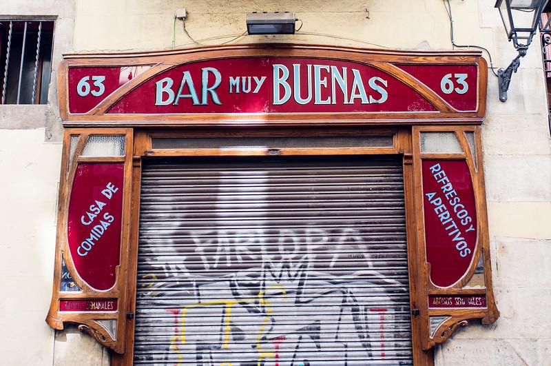 BARCELONA. EL RAVAL.