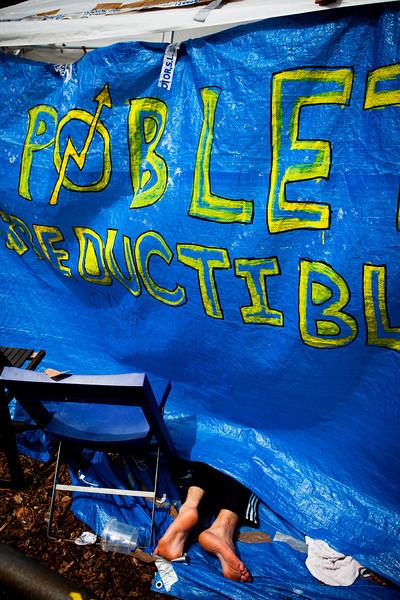BARCELONA [BCN]. DEMONSTRATIONS AT PLAZA CATALUNYA. [6]