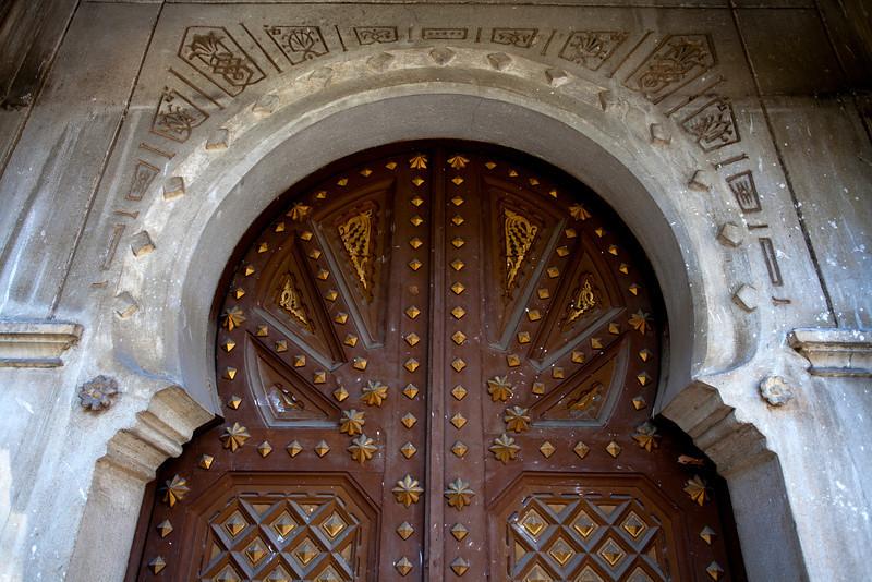 BARCELONA [BCN]. SANT GERVASI. DOOR.