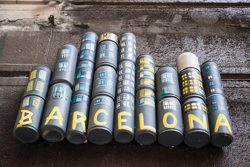 BARCELONA. CATALONIA. SPAIN.