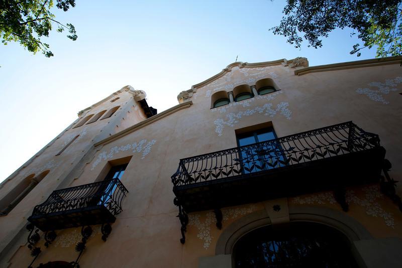 BARCELONA [BCN]. MODERNISTIC BUILDING. SANT GERVASI.