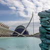 VALENCIA. CITY OF ARTS AND SCIENCES. [SANTIAGO CALATRAVA]