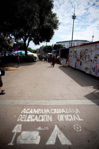 BARCELONA [BCN]. BARCELONA [BCN]. DEMONSTRATIONS AT PLAZA CATALUNYA. [3].