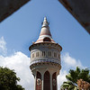 BARCELONA. WATER TOWER.