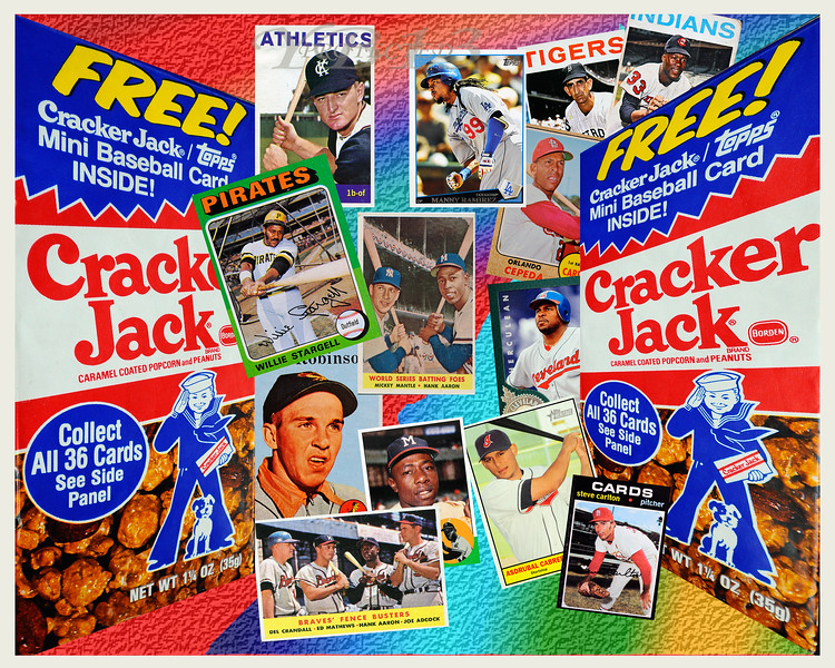 CRACKER JACK 1