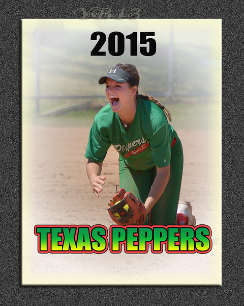 TEXAS PEPPERS 2015 X
