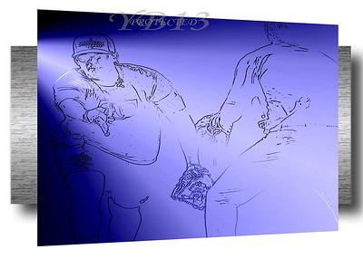 shortstop toss