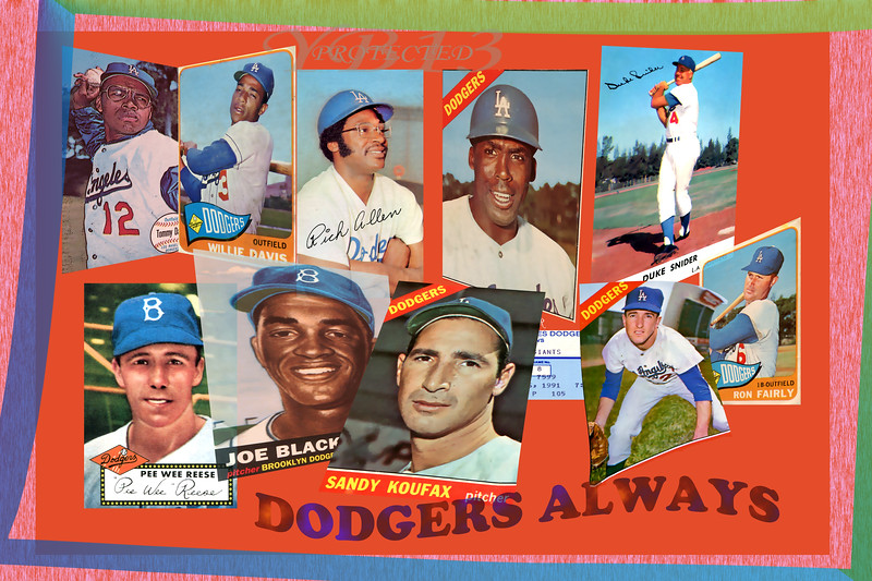 DODGERS ALWAYS 1