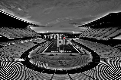 Husky Stadium - Architectural Photography by Michael Moore | MrPix.com