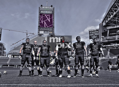 D Line - Huskies Spring Football_4/28/12