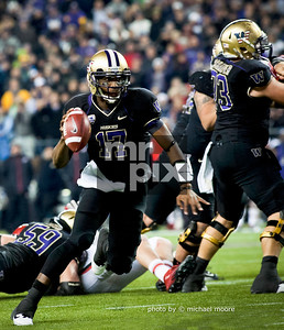 Keith Price  - Dawgs/Utah Game _ 11/10/12