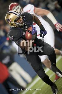 Bishop Sankey - Dawgs/Utah Game _ 11/10/12