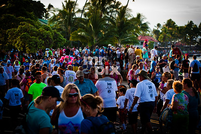 Ironman World Championship 2014 Fans