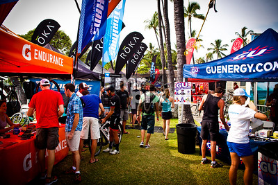Ironman Village - Ironman World Championship 2014