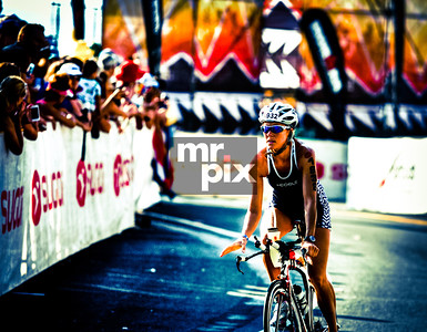 Women's Bike Race - Ironman World Championship 2014
