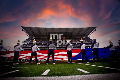 Apple Cup 11/29/13 in the newly renovated Husky Stadium