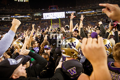 HUSKIES/STANFORD FOOTBALL GAME