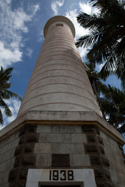 GALLE FORT. DUTCH FORTRESS IN GALLE. LIGHTHOUSE AND POINT UTRECHT BASTION SOUTH SRI LANKA. [3]