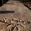POLONNARUWA. AN UNESCO WORLD HERITAGE SITE. GAL POTA [STONE BOOK]. QUADRANGLE.