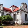 COLOMBO. WOLVENDAAL CHURCH - A DUTCH REFORMED COLONIAL VOC CHURCH.