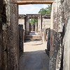 POLONNARUWA. AN UNESCO WORLD HERITAGE SITE. HATADAGE [RUIN OF A TOOTH RELIC CHAMBER] QUADRANGLE.