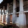 KANDY. OLD BATH HOUSE. TEMPLE OF THE SACRED TOOTH RELIC. SRI DALADA MALIGAWA. CENTRAL SRI LANKA.