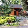 Front garden & entryway
