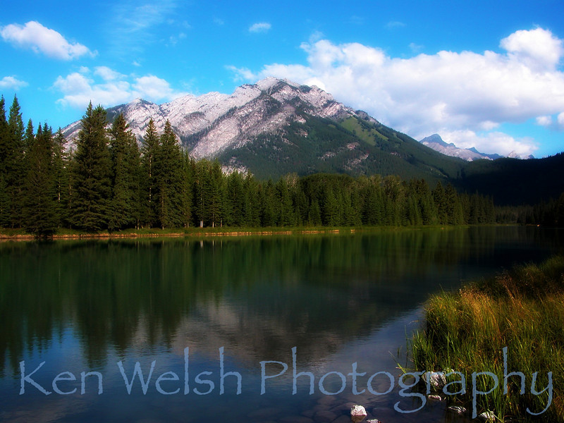 """Mirrored Image""<br /> <br /> © Copyright Ken Welsh"