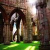 """House of Stone & Light""<br /> <br /> Tintern Abbey   <br /> © Copyright Ken Welsh"