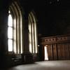 """Through the Window""<br /> <br /> Caerphilly Castle  <br />  © Copyright Ken Welsh"