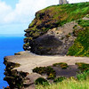 """Edge of the Earth""<br /> <br /> Cliffs of Moher <br /> © Copyright Ken Welsh"