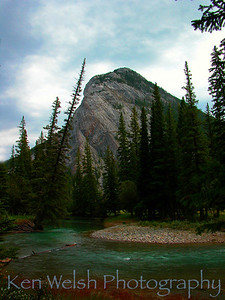 """""""Banff""""    © Copyright Ken Welsh"""