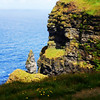 """Upon a Rock""<br /> <br /> Cliffs of Moher <br /> © Copyright Ken Welsh"